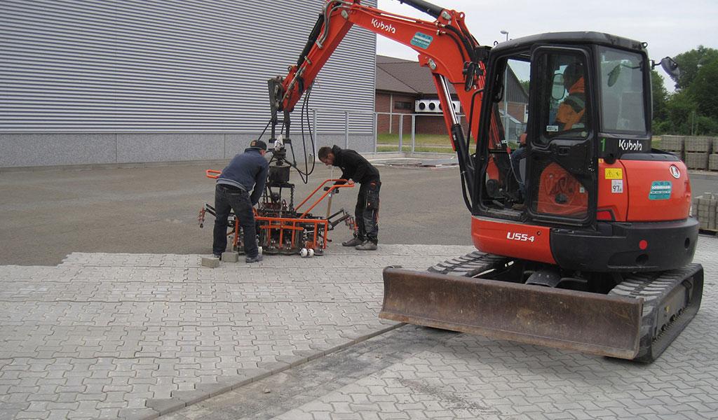 RST-1153 Neubau einer Maschinenverleihfiliale Boels