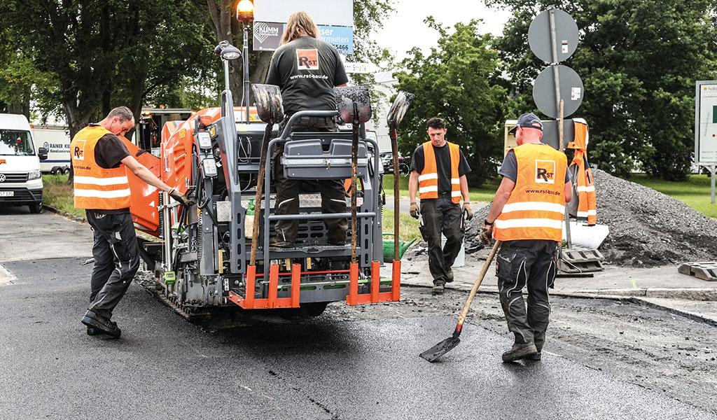 rst-bau Straßenbau