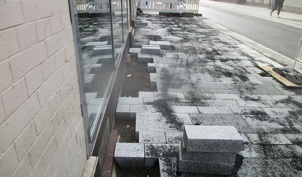 rst-bau-Ausbau der Nikolaistraße