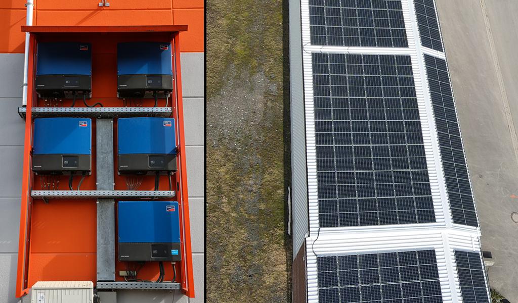 Photovoltaikanlage Einspeisung