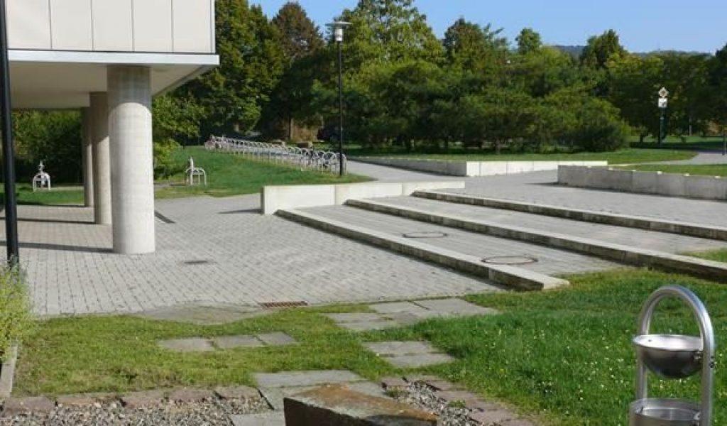 Außenanlagen Universität Göttingen