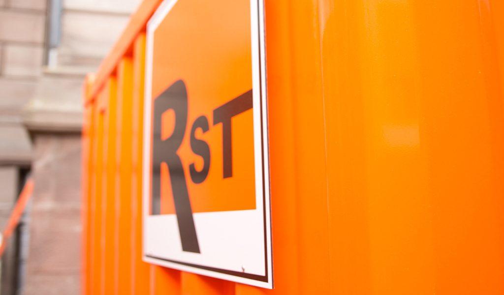 rst-bau Container